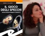 """Video Intervista a Morena Fellegara autrice de """" Il gioco degli specchi"""" : un delitto che solleva un dedalo di supposizioni"""